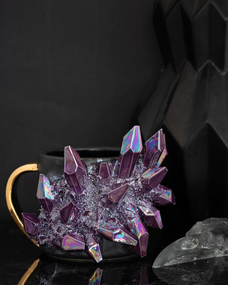 Design-Your-Own: Classic Crystal Mug image 3