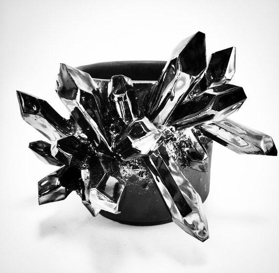 Design-Your-Own: 10 oz. Crystal Tumbler (No Handle)