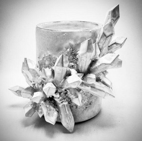 """Design-Your-Own: 7"""" Crystal Vase"""