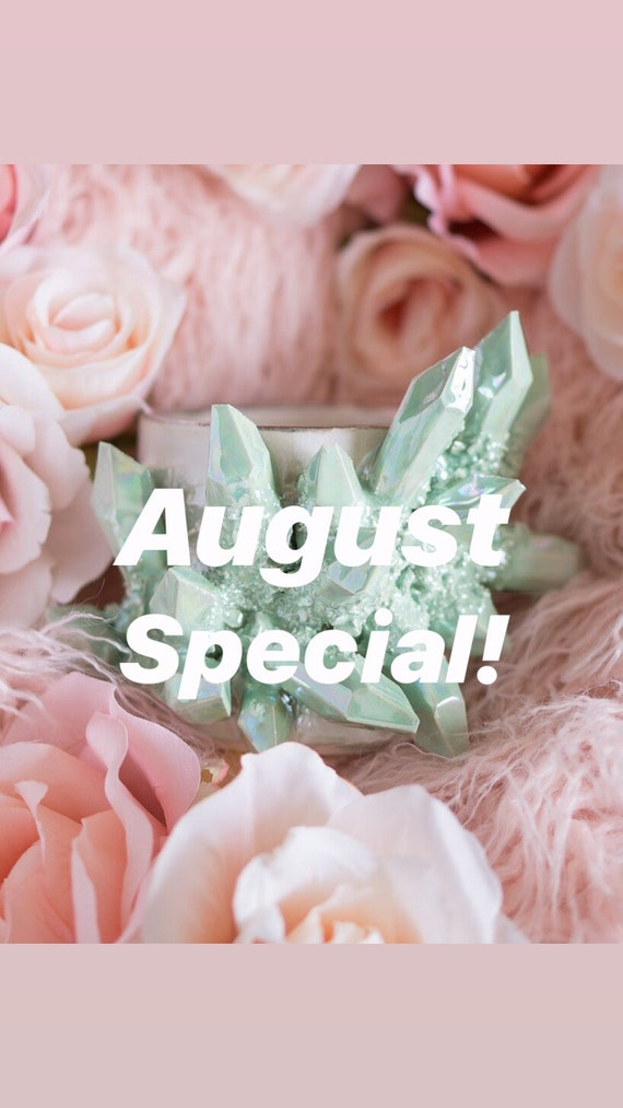 August Special: Tumbler + Trinket Dish!