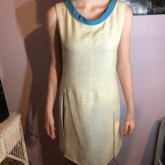 Joan Collared Dress Suzy Perette Vintage
