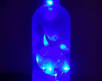 Grey Goose Lighted Bottle