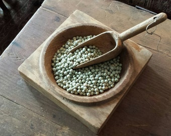 Primitive Bowl Filler- Whole Dried Peas