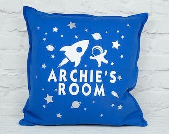 Blue Bedroom Decor Etsy