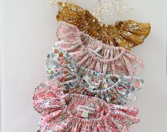 Liberty Blouse for Baby/girl