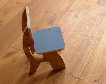 Retro kids chair