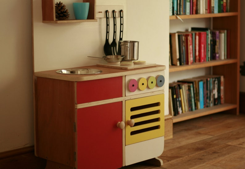 Astonishing Kids Wooden Play Kitchen Download Free Architecture Designs Lectubocepmadebymaigaardcom