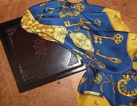 BOITE   pour la collection de bijoux Foulards   BOX for   Etsy 144ea8a39df
