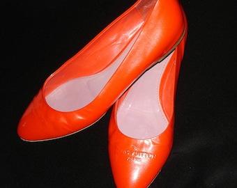 Louis Vuitton shiny Ballet flats, had 39.5 UK 6.5 US 9.5 / Louis Vuitton Pumps