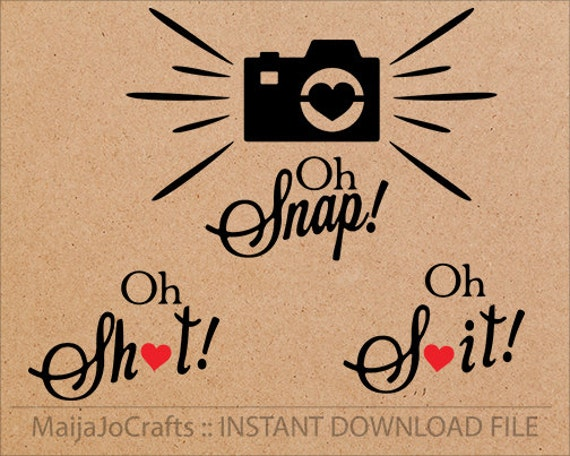 Camera SVG Cricut camera svg file DXF PNG Clipart Cricut downloads  Silhouette files Vector file Snap svg Cricut designs Cricut files