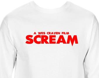 GWG SCREAM Scary Movie T-Shirt