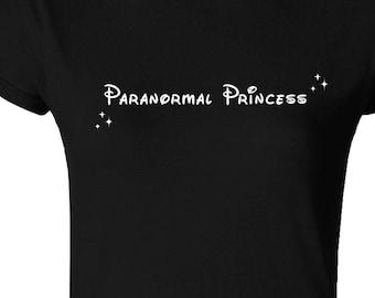 GWG Paranormal Princess Top