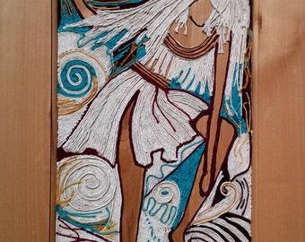 Three Dimensional Art By W. Ianziti