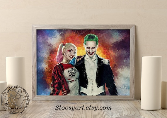 BUY 2 GET 1 FREE WALL ART SUICIDE SQUAD POSTER PRINT 01 DC COMICS