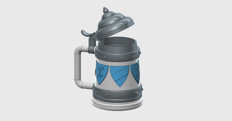 Stonecutters Stein 3d model
