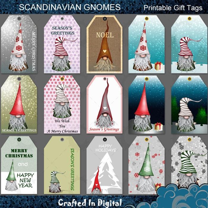 18 skandinavische Weihnachten Wichtel Tomte Nisse Santa Elf | Etsy