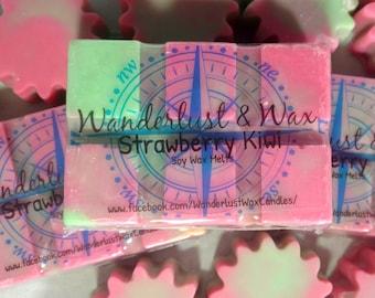 Strawberry Kiwi Soy Wax Melt Bar