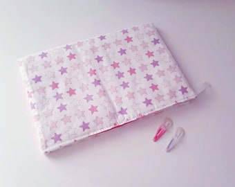 In stock. Pouch origami stars name.