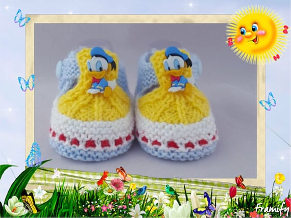 Neugeborene Mädchen Jungen Cartoon Socken Baby warme Stiefel Fußkettchen Z