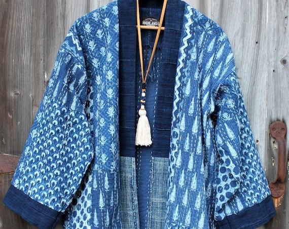 Kantha Quilt Jacket