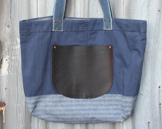 Workwear Coverall Tote