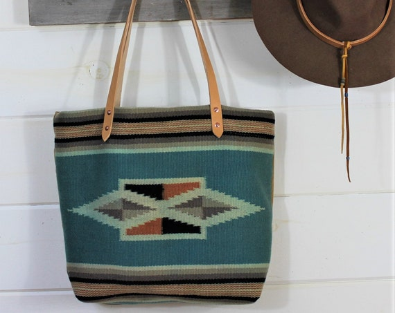Chimayo Blanket Bag