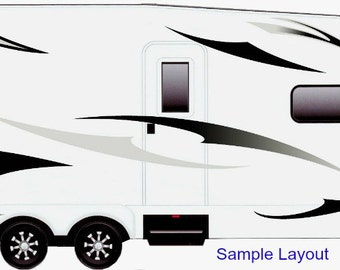 Custom Rv Decal Etsy