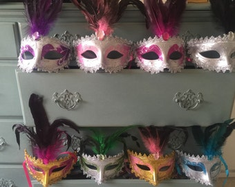 Masquerade Party Decorations Etsy