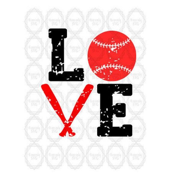 35+ Baseball Love Svg DXF