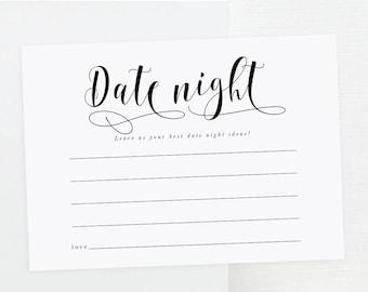 printable date night cards printable bridal shower game date night ideas cards date night cards bridal shower games