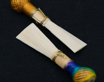 Contrabassoon Reed Blank (Unfinished)