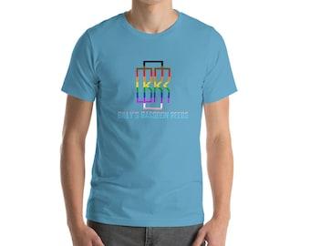 Billy's Bassoon Reeds Rainbow Logo Shirt