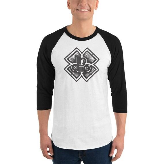 DDIIRO AT 3/4 sleeve raglan shirt