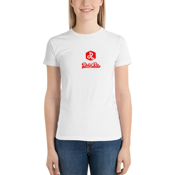 DDIIRO Short sleeve women's t-shirt