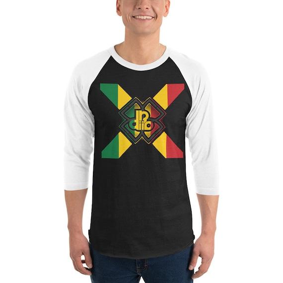 DDIIRO RT 3/4 sleeve raglan shirt
