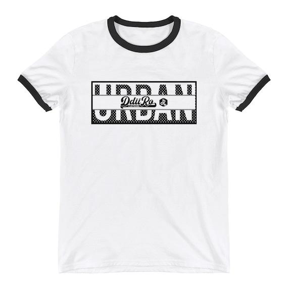 DDIIRO 5X Ringer T-Shirt