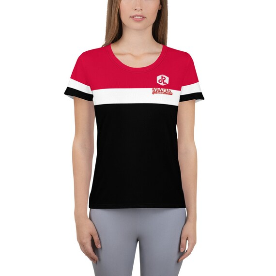 DDIIRO Women's Athletic T-shirt