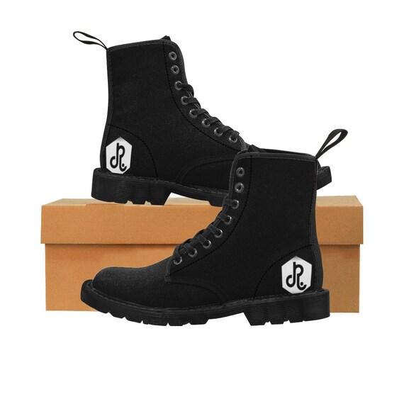 DDIIRO Men's Martin Boots