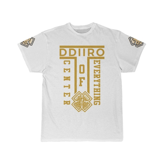 DDIIRO Athletic Men's Short Sleeve Tee