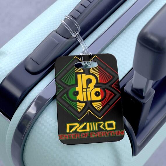 DDIIRO Rasta Bag Tag