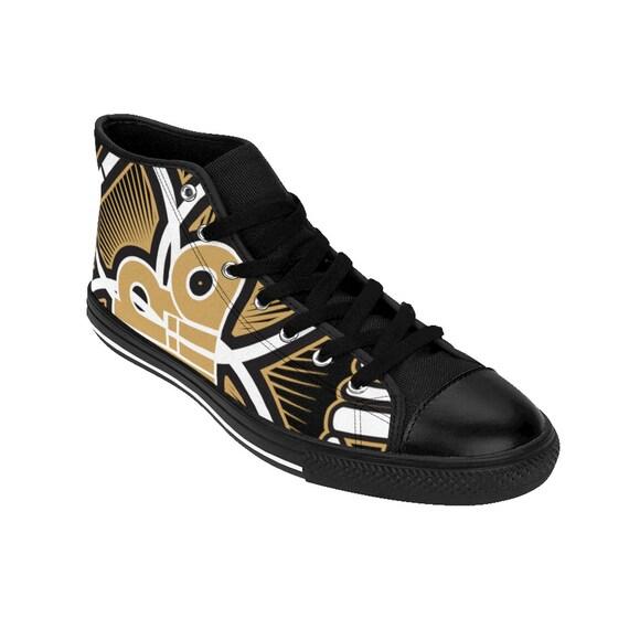 DDIIRO Athletic Men's High-top Sneakers