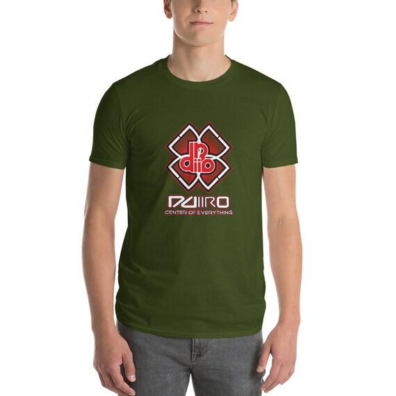 DDIIRO Athletic Short-Sleeve T-Shirt