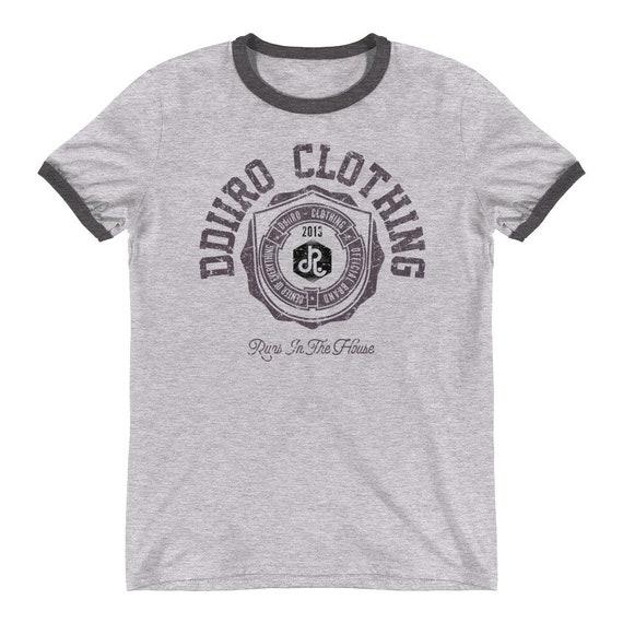 DDIIRO Ringer T-Shirt