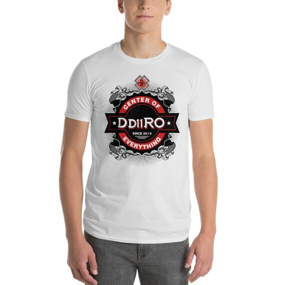 Ddiiro Clothing Short-Sleeve T-Shirt