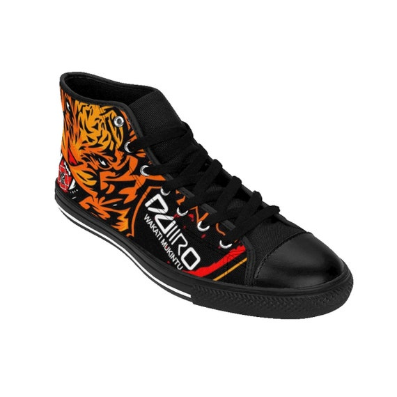 DDIIRO Lion Women's High-top Sneakers
