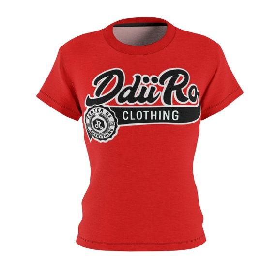 DDIIRO T1 Women's AOP Cut & Sew Tee