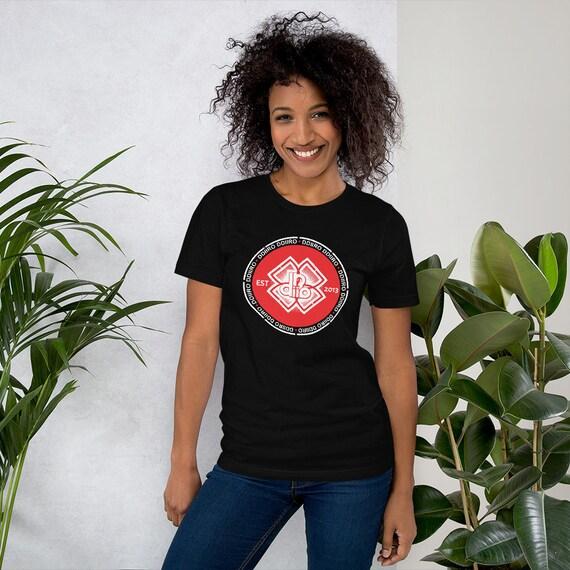 DDIIRO Athletic design Short-Sleeve Unisex T-Shirt