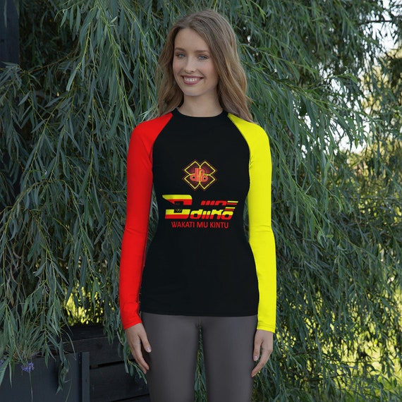 Ladies UG Women's Rash Guard