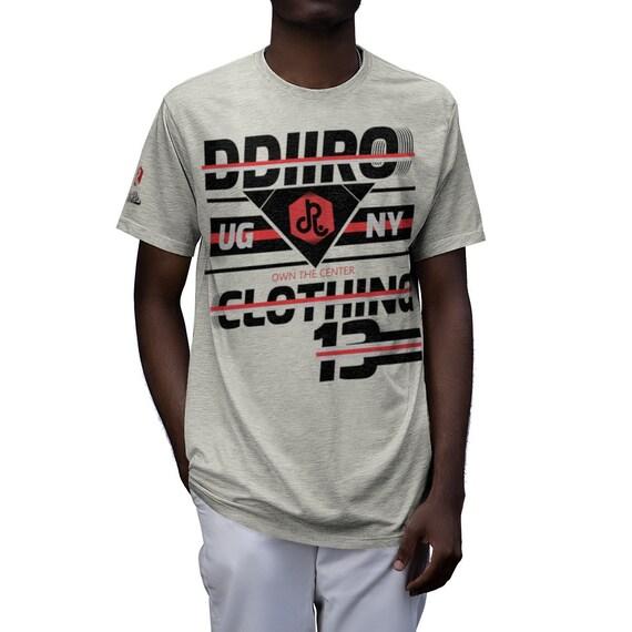 DDIIRO TS Men's Tri-Blend T-Shirt