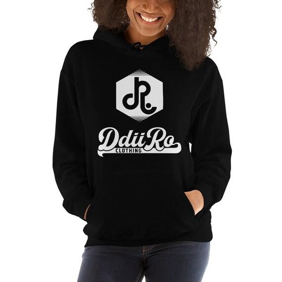 DDIIRO UX Hooded Sweatshirt
